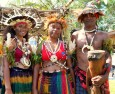 Papuan Traditional Dancers